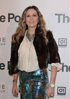 Daniela Santanche - 'The Post' Premiere in Milan