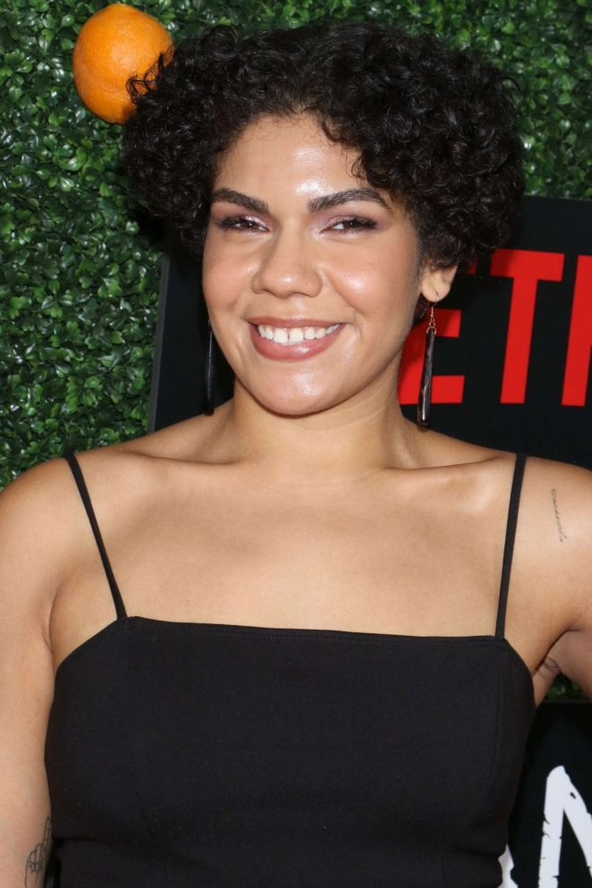 Daniella De Jesus - 'Orange is the New Black' Season 5 Premiere in New York