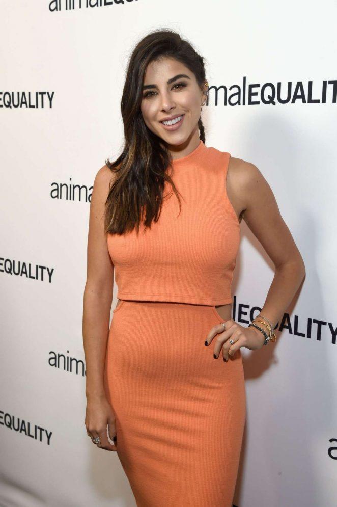 Daniella Monet – Animal Equality's Inspiring Global Action Los Angeles Gala in LA