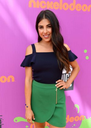 Daniella Monet - Nickelodeon Kids' Choice Sports Awards 2017 in Los Angeles