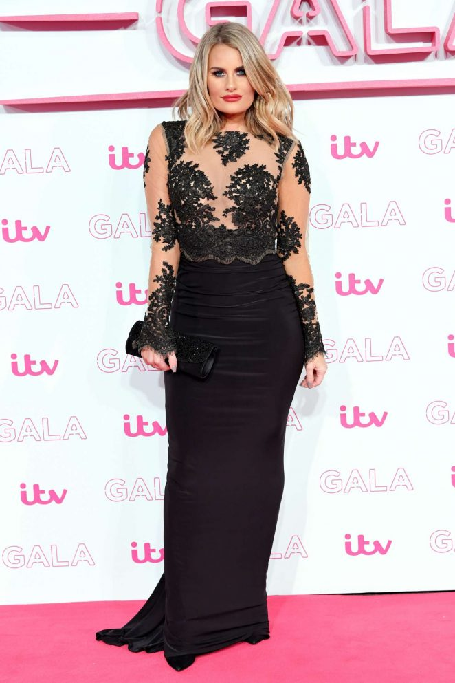 Danielle Armstrong - 2016 ITV Gala in London