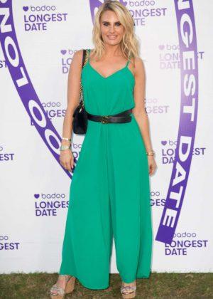 Danielle Armstrong - Badoo's Longest Date in London