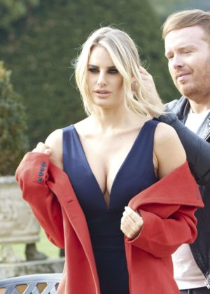 Danielle Armstrong - Fashion Shoot in Essex