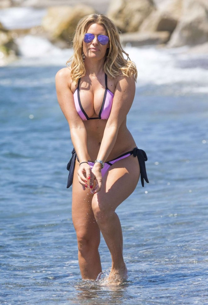 Burberry bikini on sale