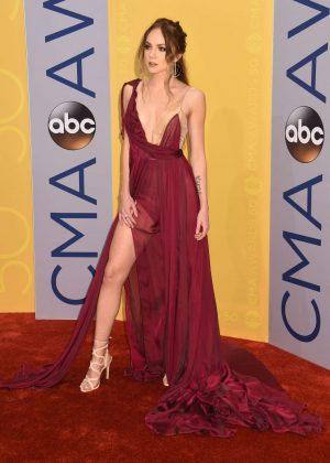 Danielle Bradbery - 50th Annual CMA Awards in Nashville