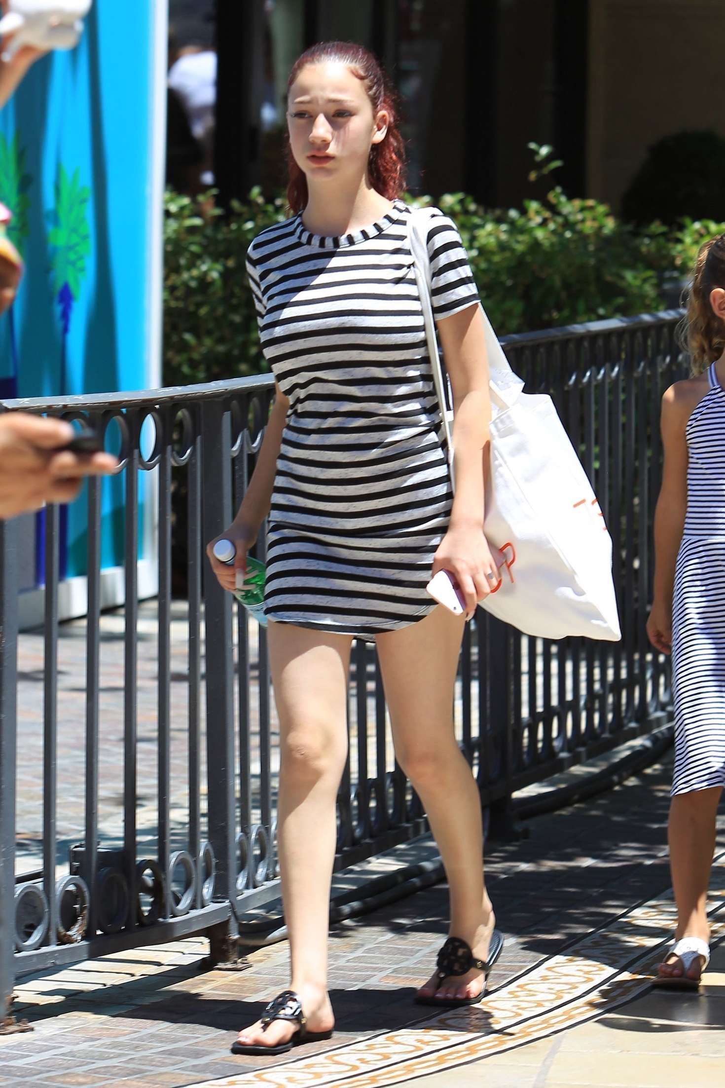 Danielle Bregoli 2017 : Danielle Bregoli: Shopping at the Grove -08