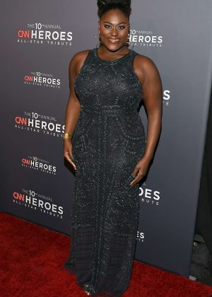 Danielle Brooks - 10 Annual CNN Heroes: An All-Star Tribute in New York