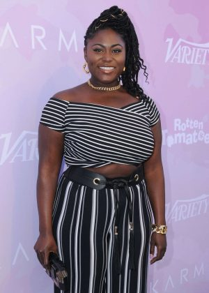 Danielle Brooks - 2017 Variety Awards Nominees Brunch in Los Angeles