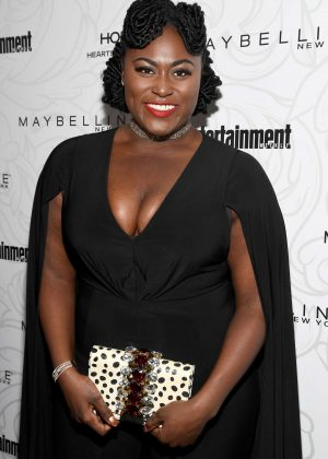 Danielle Brooks - Entertainment Weekly Celebration of SAG Award Nominees in Los Angeles