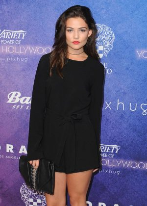 Danielle Campbell - 2016 Variety - Power of Young Hollywood in Los Angeles