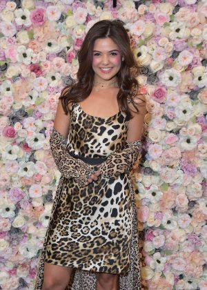 Danielle Campbell - 2017 Spirit Of Life Award Luncheon and Fashion Show in NYC