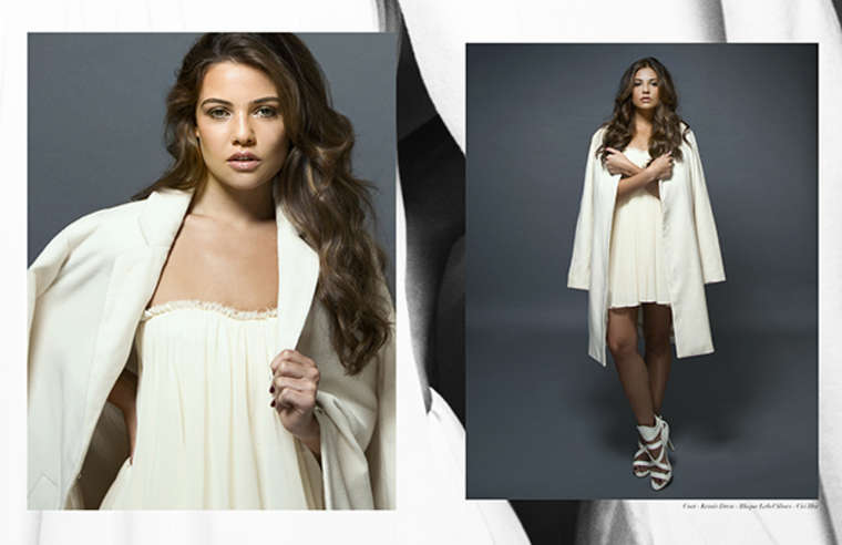 Danielle Campbell - Annex magazine 'Wave of Pontus' 2015