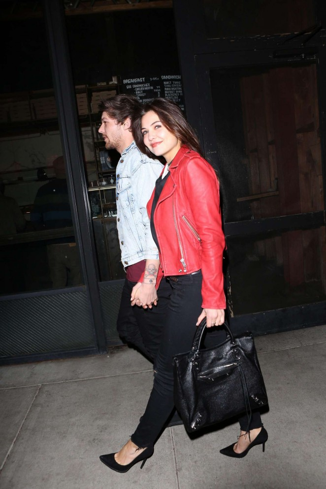 Danielle Campbell: Celebrates Her 21st Birthday -32