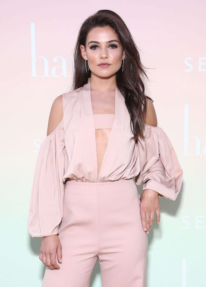 Danielle Campbell - Harper by Harper's BAZAAR Party in Los Angeles