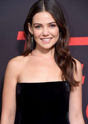 Danielle Campbell - Photocall at CBS All Access Tell Me A Story - New York Premiere
