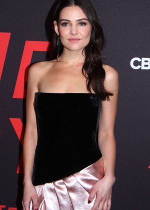 Danielle Campbell - 'Tell Me A Story' Premiere in New York