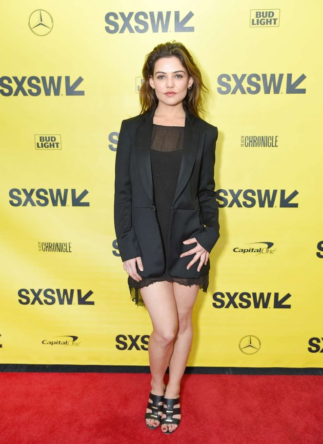 Danielle Campbell - 'You Can Choose Your Family' Premiere at 2018 SXSW Festival in Austin