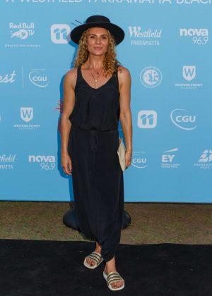 Danielle Cormack - Tropfest 25 Film Festival in Sydney