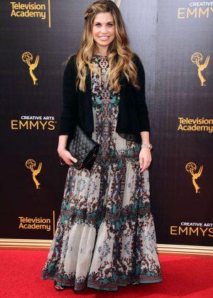 Danielle Fishel - Creative Arts Emmy Awards 2016 in Los Angeles