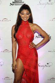 Danielle Herrington - Sports Illustrated Swimsuit 2019 Issue Launch in Miami