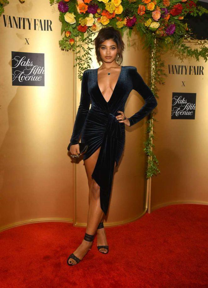 Danielle Herrington – Vanity Fair and Saks Fifth Avenue Celebrate Vanity Fair's Best-Dressed 2018 in NYC