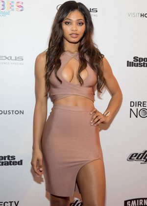 Danielle Herrington - VIBES By Sports Illustrated Swimsuit 2017 Launch Festival Day 2 in Houston