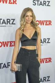 Danielle Knudson - 'Power' TV Show Final Season Premiere in New York