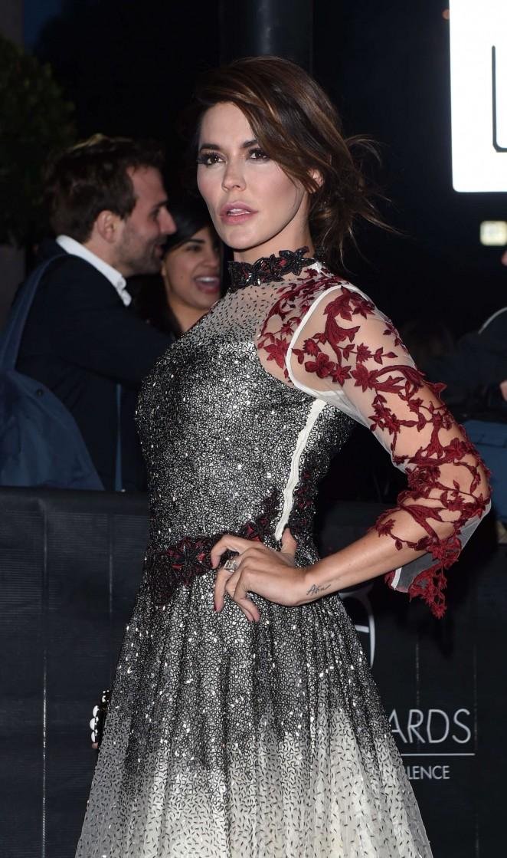 Danielle Lineker – Asian Awards 2015 in London