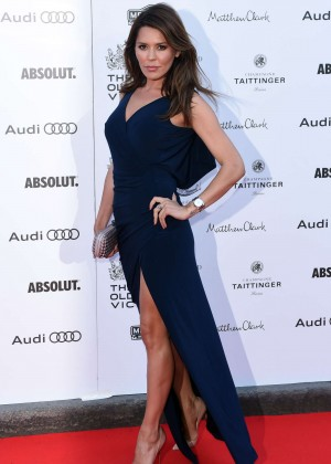 Danielle Lineker - Old Vic Gala Celebration in Honour of Kevin Spacey in London