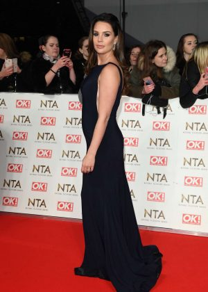 Danielle Lloyd - 2017 National Television Awards in London