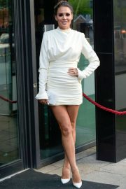 Danielle Lloyd - Attends at charity event in Birmingham