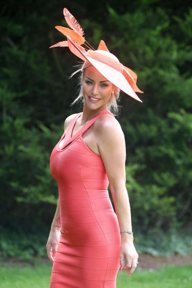 Danielle Mason - Royal Ascot Fashion Day 3 in Ascot