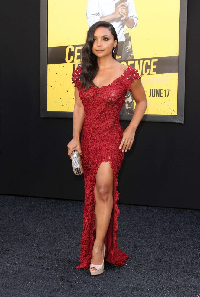 Danielle Nicolet - 'Central Intelligence' Premiere in Los Angeles