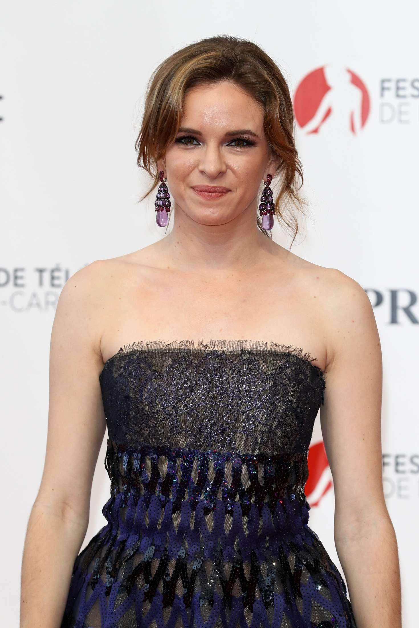 Danielle Panabaker 56th Monte Carlo Television Festival