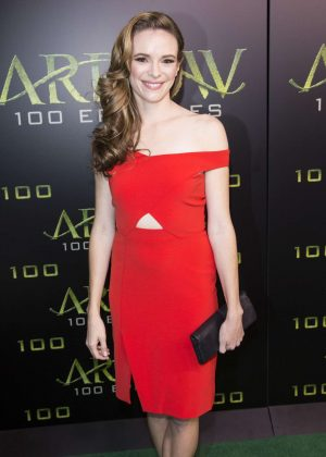 Danielle Panabaker - Celebration Of 100th Episode Of CW's 'Arrow' in Vancouver