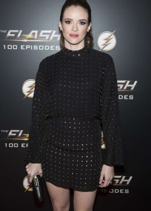 Danielle Panabaker - Celebration Of 100th Episode of CWs 'The Flash' in LA