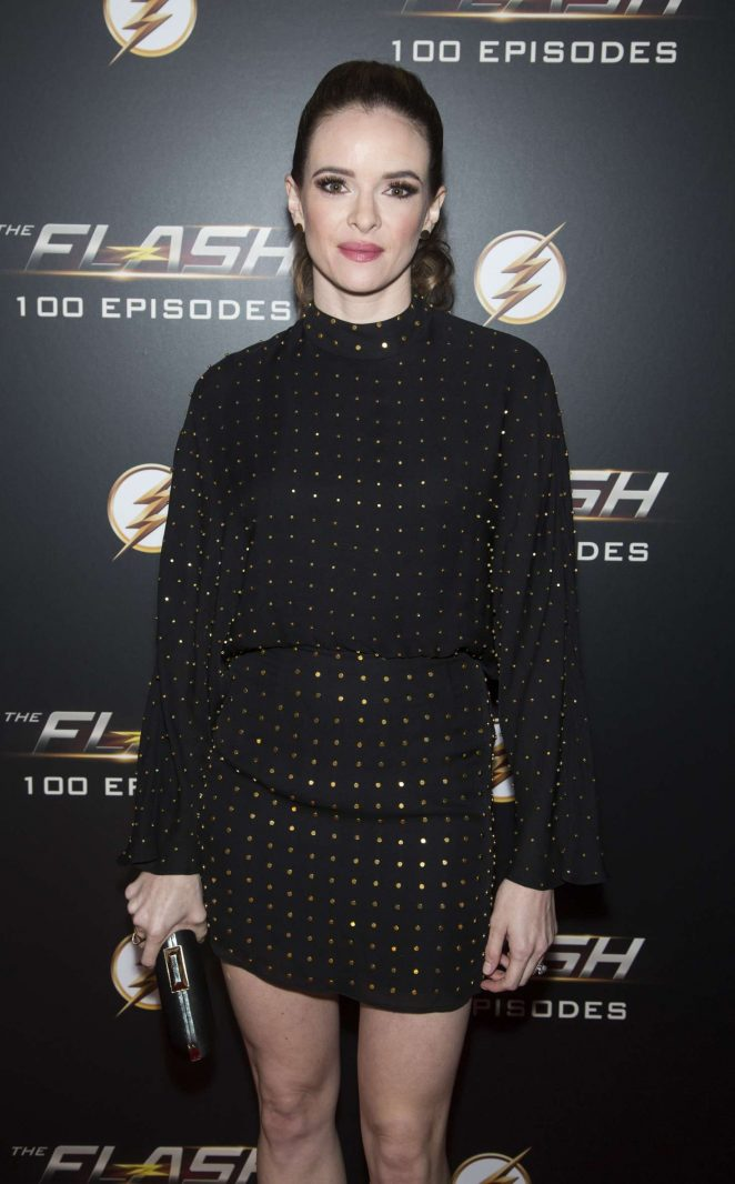 Danielle Panabaker – Celebration Of 100th Episode of CWs 'The Flash' in LA