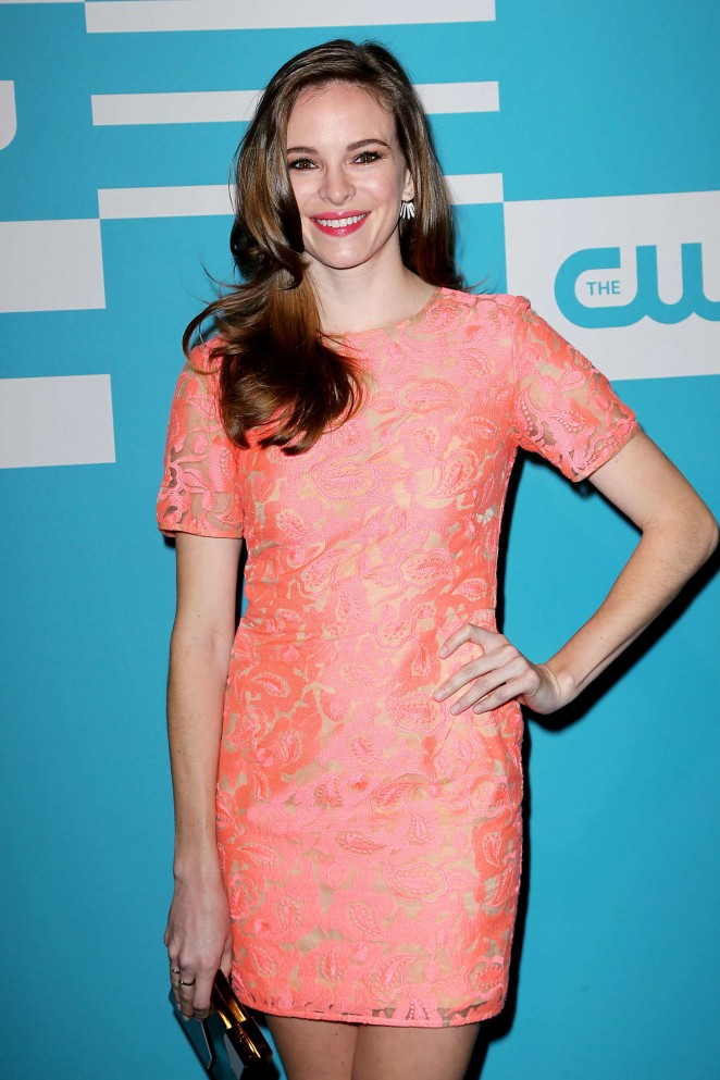Danielle Panabaker - CW Network's 2015 Upfront in NYC