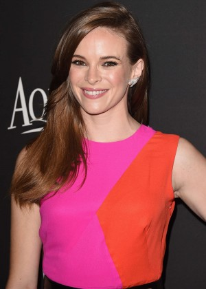 Danielle Panabaker - InStyle And Warner Bros Golden Globes Party 2015 in Beverly Hills