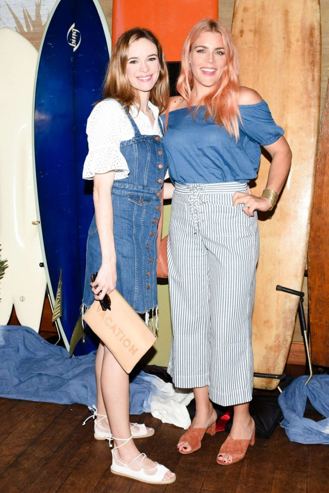 Danielle Panabaker – Madewell and the Surfrider Foundation Collaboration Launch in Malibu