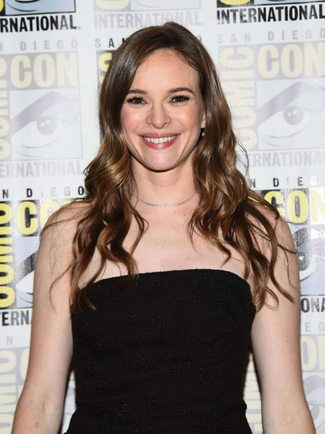 Danielle Panabaker - 'The Flash' Photocall at 2018 Comic-Con in San Diego