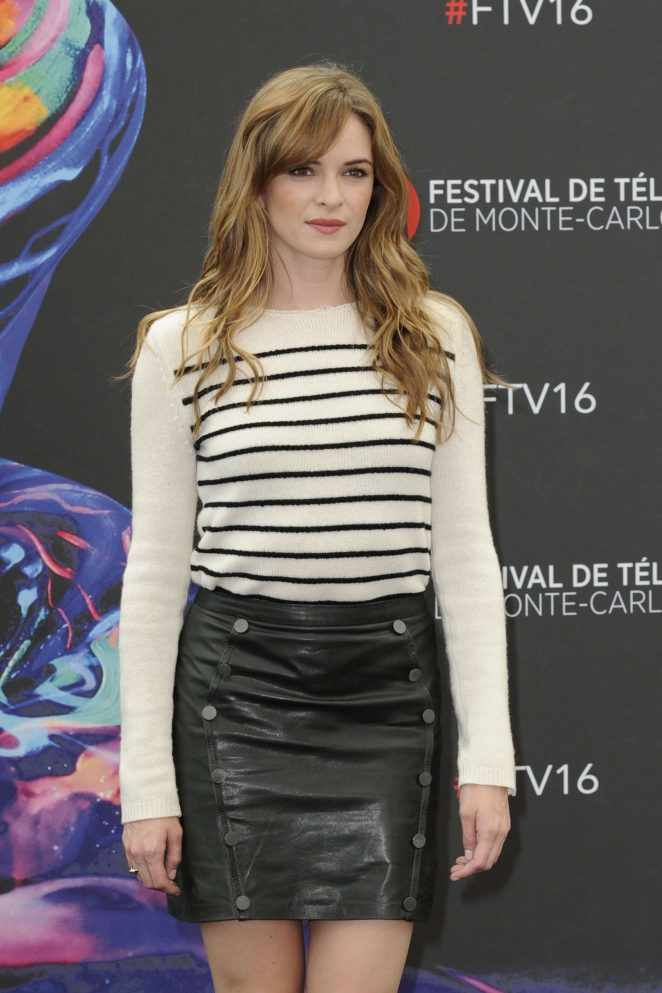 Danielle Panabaker - 'The Flash' Photocall at Monte Carlo Television Festival 2016 in Monaco