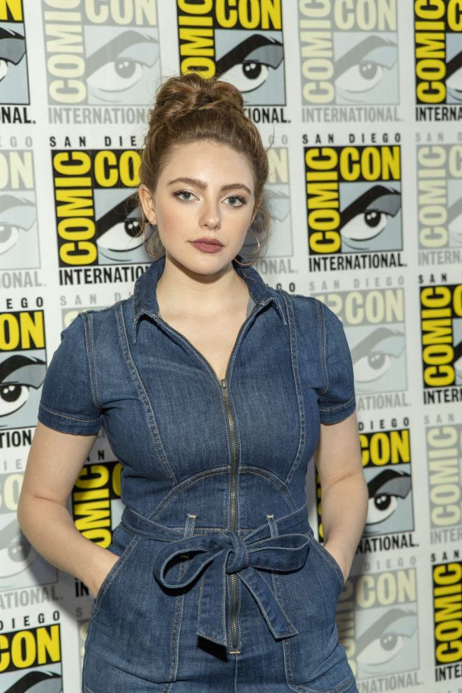 Danielle Rose Russell - 'Legacies' Photocall at 2018 Comic-Con in San Diego