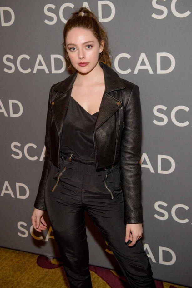 Danielle Rose Russell - SCAD aTVfest 2020 - 'Legacies' Premiere in Atlanta