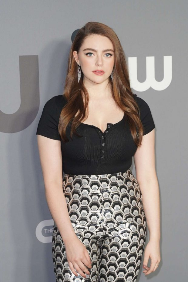 Danielle Rose Russell - The CW Network 2019 Upfronts in NYC