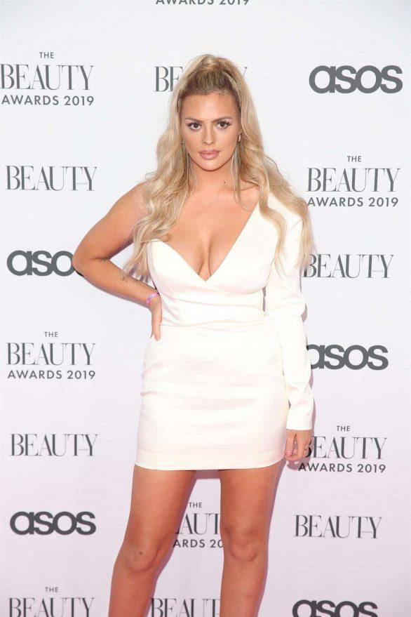 Danielle Sellers - 2019 Beauty Awards in London