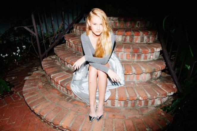 Danika Yarosh: Bellus Magazine 2015 -04