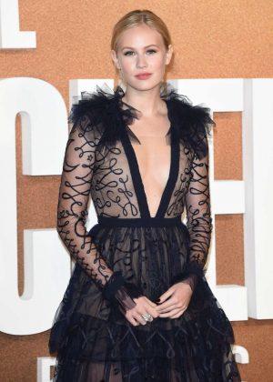 Danika Yarosh - 'Jack Reacher: Never Go Back' Premiere in London