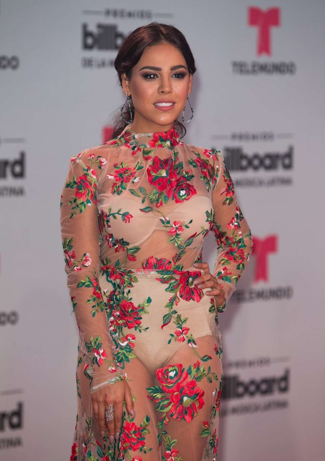 Danna Paola - 2017 Billboard Latin Music Awards in Miami