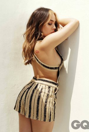 Danna Paola - GQ Magazine (Mexico - July 2020)